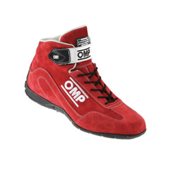 OMP Italy CO-DRIVER Red Racing Shoes (FIA)
