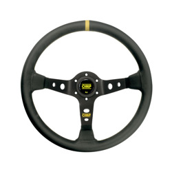 OMP Italy CORSICA 330 Suede Steering Wheel