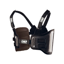 OMP Italy Carbon MY14 Fibre Rib Protection Vest