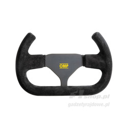 OMP Italy INDY OPEN Suede Steering Wheel