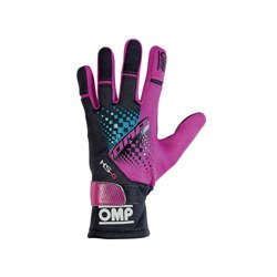 OMP Italy KS-4 MY18 Karting Gloves Purple