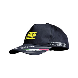 OMP Italy Racing Spirit Cap black