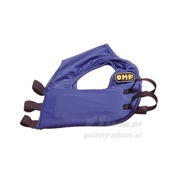 OMP Italy Rib Protection Vest blue