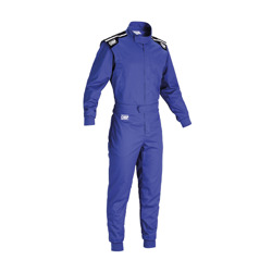 OMP Italy SUMMER-K blue Karting Suit