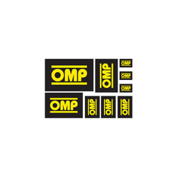 OMP Italy Sticker Sheet