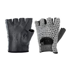 OMP Italy TAZIO Racing Gloves black