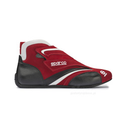 Sparco FAST SL-7C Red Racing Shoes (with FIA homologation)