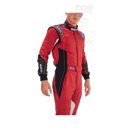 Sparco Italy EAGLE RS-8 red Race Suit (FIA homologation)