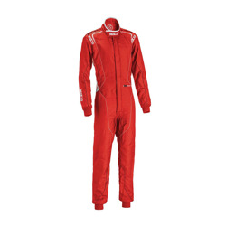 Sparco Italy EXTREMA RS-10 Red Race Suit (FIA compliant)