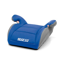 Sparco Italy F100K Blue Child Seat (15-36 kg) (33 - 79 lbs)