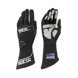 Sparco Italy Gloves ROCKET RG-4 black (FIA Homologation)