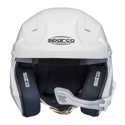 Sparco Italy WTX-J5I Open Face Helmet (with FIA homologation)