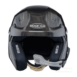 Sparco Italy WTX-J7I Air Open Face Helmet (with FIA homologation)