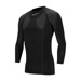 Alpinestars Italy KX-Winter black Long Sleeve Shirt