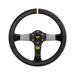 OMP Italy 350 CARBON D Suede Steering Wheel