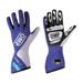 OMP Italy KS-2 Blue - Black Gloves