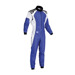 OMP Italy KS-3 blue Karting Suit (with CIK FIA homologation)