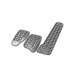 OMP Italy OA/1010 long gas Pedal Pads