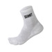 OMP Italy ONE white short socks (with FIA homologation)