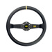 OMP Italy RALLY Leather Steering Wheel