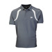 OMP Italy Racing Spirit grey Polo shirt
