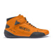 Sparco Italy CROSS RB-7+ Orange Racing Shoes (with FIA homologation)