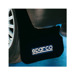 Sparco Italy Mud Flaps - Black