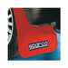 Sparco Italy Mud Flaps - Red