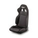 Sparco Italy R100 Black Tuning Car Seat