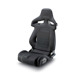 Sparco Italy R333 FORZA Black Tuning Car Seat